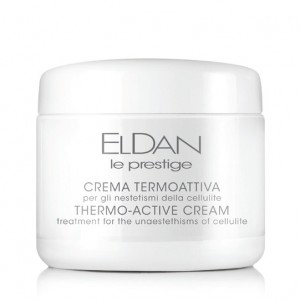 Eldan THERMO-ACTIVE CREAM/Termo-aktywny krem anty-cellulitowy 500ml