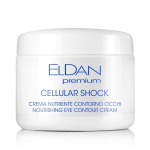 Eldan CELLULAR SHOCK NOURISHING EYE CONTOUR CREAM/Odżywczy krem pod oczy 100 ml