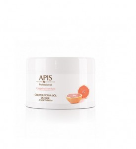 APIS Grapefruit terApis grejpfrutowa sól do rąk 300g